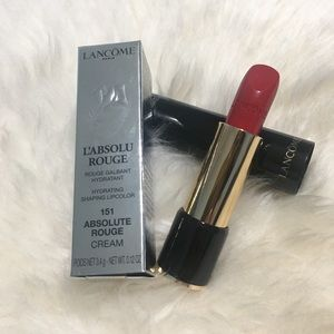 Lancôme L'Absolu Rouge Lipstick Absolute Rouge 151